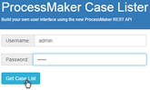 Course Image Using the New ProcessMaker REST API & AngularJS to Get a User's Case List